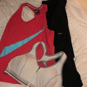 Nike dri fit bundle